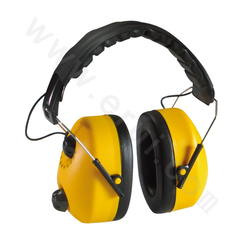 Electronic earmuffs