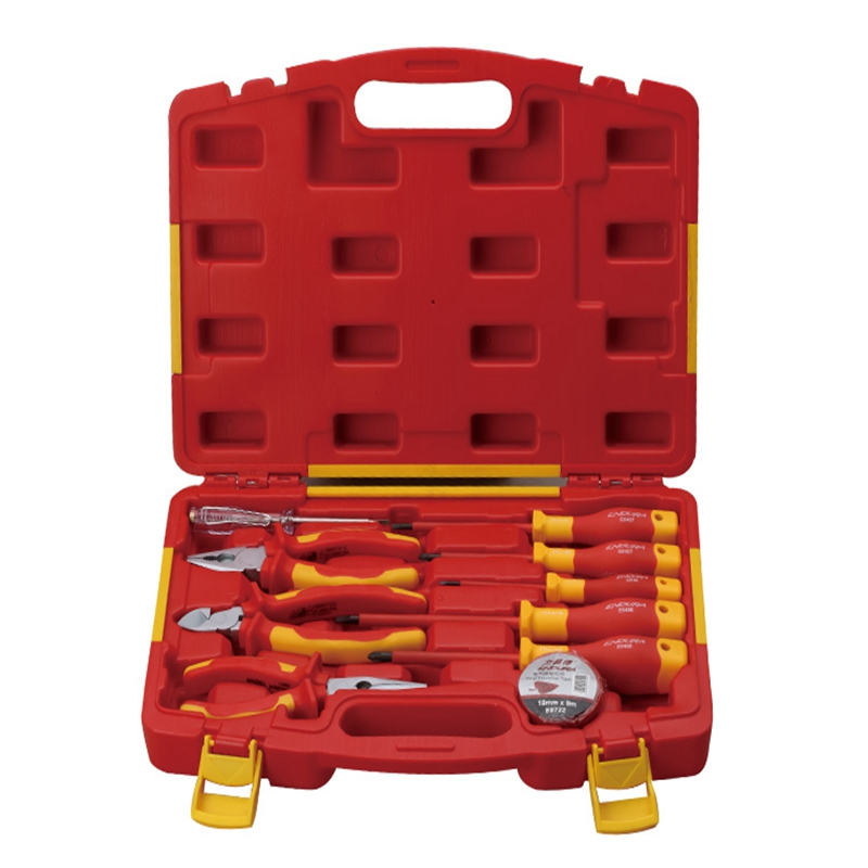 10PC INSULATED TOOLS SET